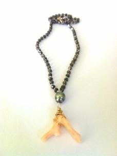 sophie grace coral necklace