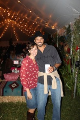 yours truly with my handsome cowboy