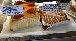 passion fruit cheesecake smokes bars dessert