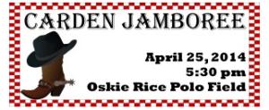 Carden Academy Jamboree 2014