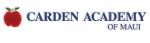 carden academy of mauilogo