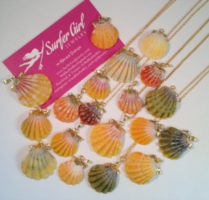 surfer girl jewelry by malika dudley
