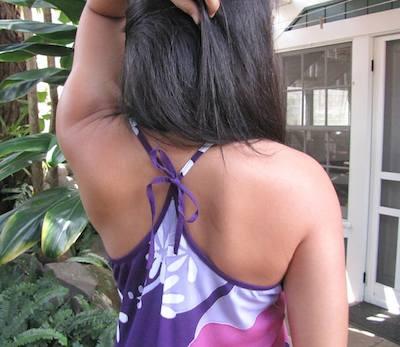 lisa dress hawaii