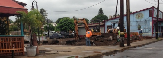 paia construction near milagros baldwin avenue