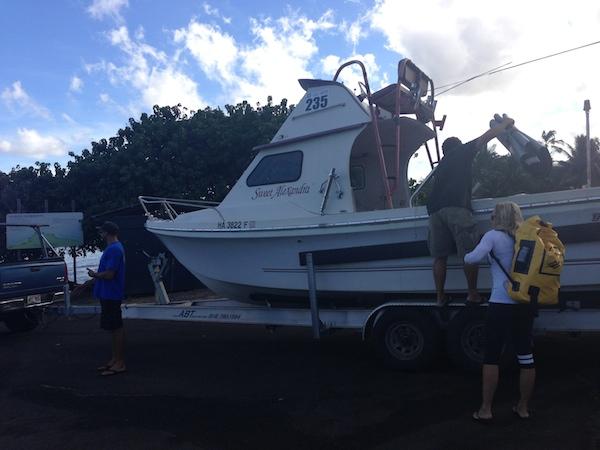 maui molokai boat
