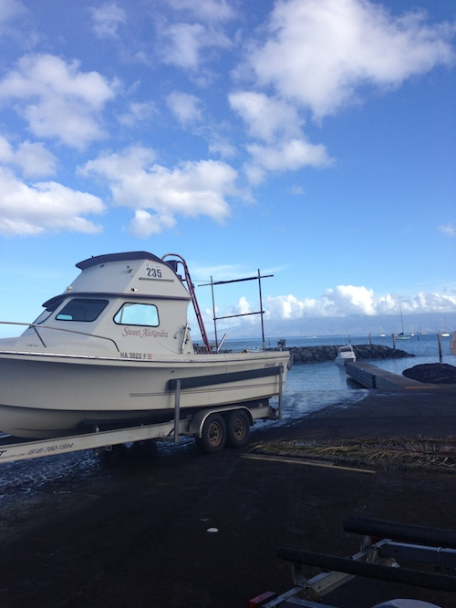 mala ramp wharf harbor maui repairs 2014