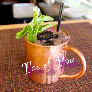 tao pau maui best cocktail