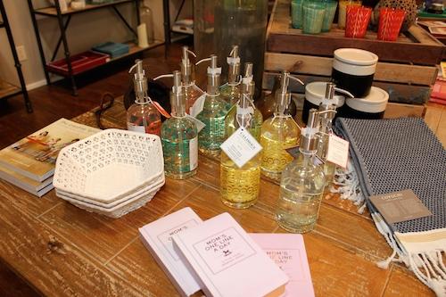 caldrea soap glass maui hawaii where to buy