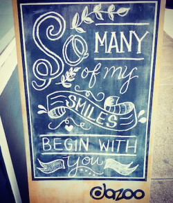 dazoo.chalkboard.art.sign