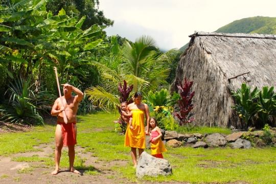 maui native clothing family