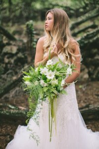 Bouquet by Mandy Grace Designs, Photo by Rebecca Arthurs
