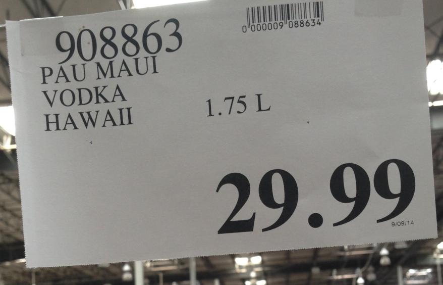 pau maui vodka costco where to buy