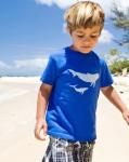 blue whale shirt maui hawaii boy gift
