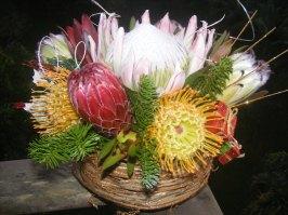 maui protea basket ship to mainland