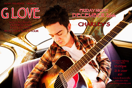 g love maui paia 2014 concert charleys
