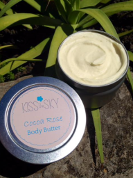 cocoa body butter - kiss the sky maui