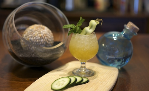 cucumber cooler - cocktail recipe - maui - ocean vodka