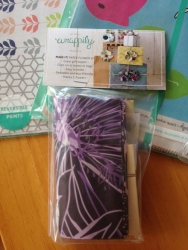 Wrappily paper flower craft kit