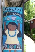 cute flower shop sign!