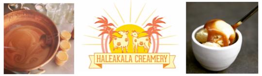 haleakala dairy creamery caramel ice cream