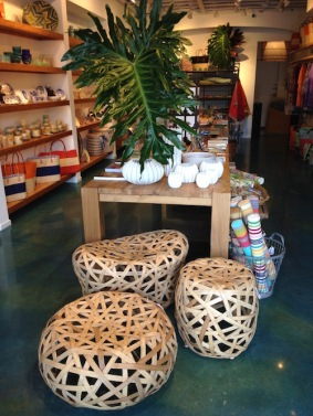 Custom Concrete Finishes Maui - Luna and Tide Retail Space - Paia, Maui, Hawaii