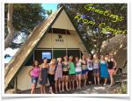maui camp surfer girlswomen
