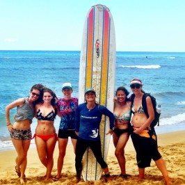 dustin tester maui surfer girls