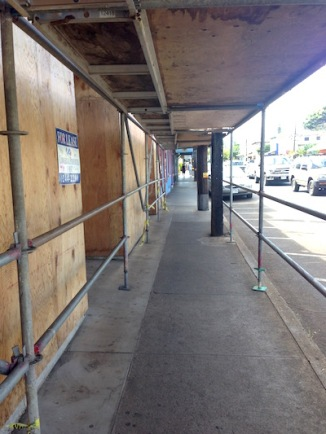 Paia Maui Construction - Retail