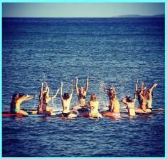 maui surf camp yoga retreat camp women