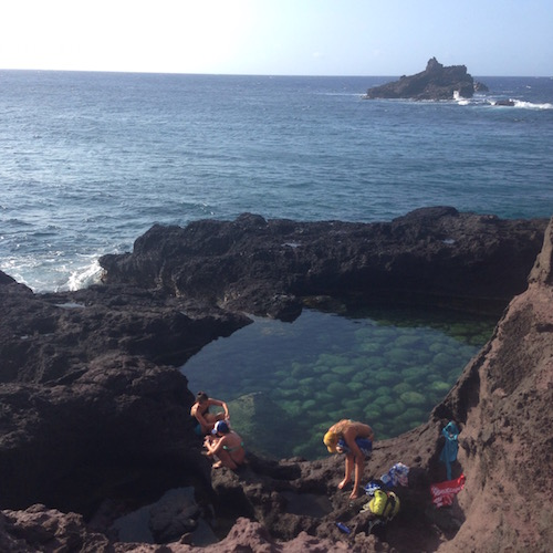 west maui tide pool