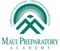 maui Prep Logo | Maui School
